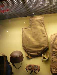 1°GM 1917 Bouclier  Portable Daigre Bruxelles