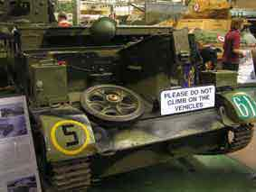 Bren Carrier ( Bovington)