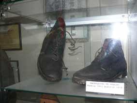 1°GM 1916 Brodequin Marche Mle 1912 modifié 1916