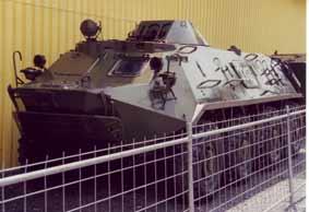 BTR 60 PB Sinsheim