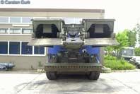 Leopard 1 Brückenleger mit Panzerschnellbrücke Bib