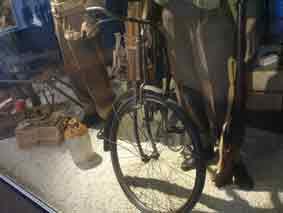 BSA Mark V Army Bike Bayeux