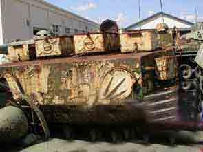 BTR 50 PU Saumur