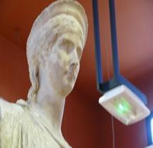Statuaire 1 Empereurs 2. Antonia minor Nice