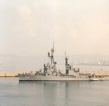 Destroyer TCG Anittepe D-347 Classe Gearing