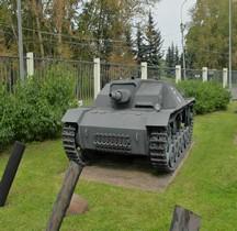 Sturmgeschütz III Ausf B Sd.Kfz.142 Victory Park Poklonnaya Gora, Moscou
