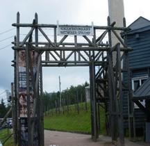 Bas Rhin Camp Concentration  Natzwiller-Struthof