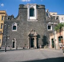 Naples  Chiesa Gesu Nuovo