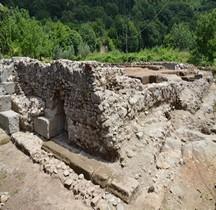 Nemi Sanctuaire de Diane Artemisium Nemorense