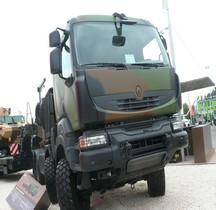 RTD Kerax 8X8 Tracteur HD + S/REM NIcolas Eurosato