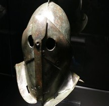 Gladiateur Secutor Casque Pompéi Nimes 2018