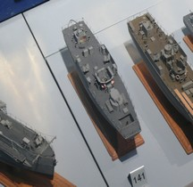 Landing Craft Support large Maquette Paris