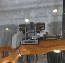 Fusil SA Walther G43 avec Lunette ZF 4 Paris