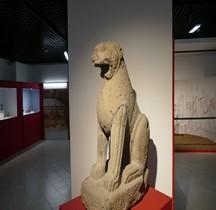 6 Etrusques Nécropole Vulci Necropole dell'Osteria Tomba Leone Fauci Spalancate Rome Villa Guilia MNE