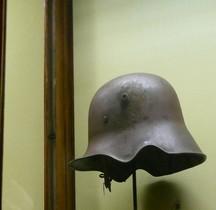 1918 Deutscher Stahlhelm M1918 Kavalleriehelm