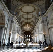 Londres Cathédrale St Paul Interieur
