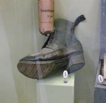 1eGM 1917 Schuh Chaussure Bruxelles