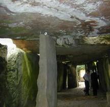 Maine et Loire Saumur Dolmen de Bagneux