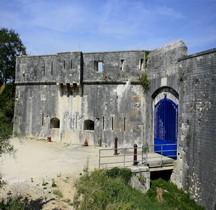 Charente Martime St Georges d'Oléron Fort Saumounards