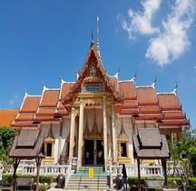 Thaïlande Phuket Temple Chalong Temple