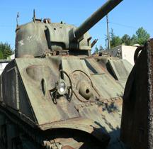 Char Moyen Shrman M4A3  Saumur