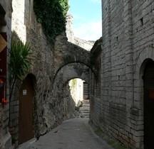 Hérault St Guilhem le Désert Village