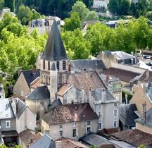 Vienne Chauvigny Eglise Notre Dame