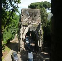 Rome Rione Celio Arc de Drusus