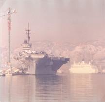 Porte avions USS J F Kennedy CV 67