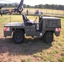 Tracma TD 1.500  Tracteur Aérodrome  Sans Cabine L