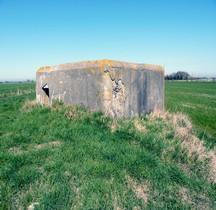 01 SF Flandres SS Flandres B49 Blockhaus Moulin du Rhin 1 Ghyvelde Nord