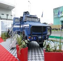 SOFRAME MPGV  Multi Purpose Gendarmerie Vehicle Eurosatory 2018