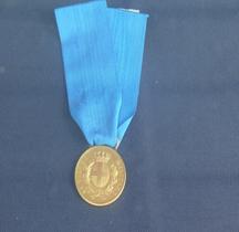 1e GM 1917 Medaglia d'Oro al Valor Militare Bracciano