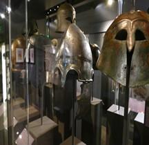 Casque Chalcidien Bronze Ve siècle Mougins MACM