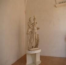 Statuaire Panthéon Marte e Venere Ostia Rome Museo Nazionale