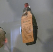 1°GM 1914 Grenade Suffocante Modèle 1914 Paris