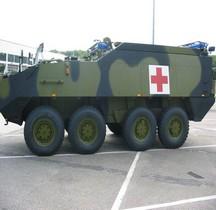 Mowag Piranha III C Ambulance