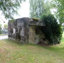 15 SF Haguenau SS S Sessenheim  Blockhaus Auenheim Pont Bas Rhin