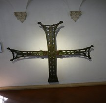 Ravenne San Vitale Croix Bronze Basilique