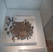 Rome 2-3 Bas Empire Monnaie Tesoro Salto del Lupo Comacchio