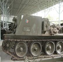 JT 34 (jeřábový tank)  Lesany