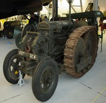 Fordson N Roadless Tractor Duxford