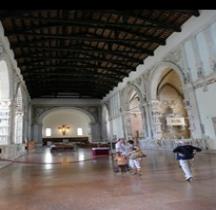 Rimini Tempio Malatestiano Interieur