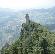 Republica San Marino  Le Torre  Torre 3