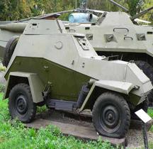 Broneavtomobil 64 B BA 64B Moscou
