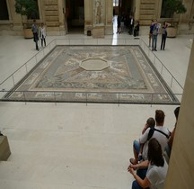 Mosaïque Rome Antioche /Oronte Mosaique des Saisons  Paris