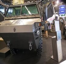 VAB Mark III Electer Eurosatory 2016