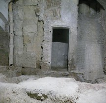 Rome Rione San Angelo Crypta Balbi Porticus Balbus