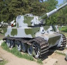 Tigre I (Späte ) Lenino