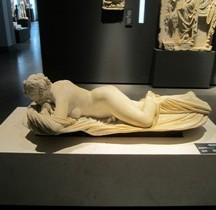 Statuaire Rome Hermaphrodite Endormi Rome Museo Nazionale